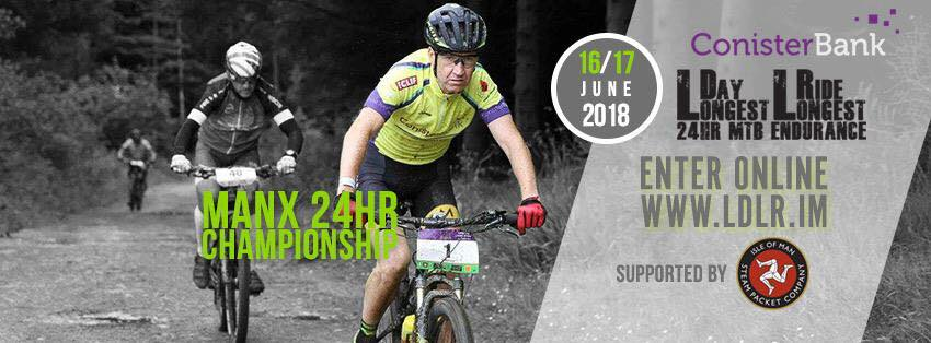 24 hour mountain bike race